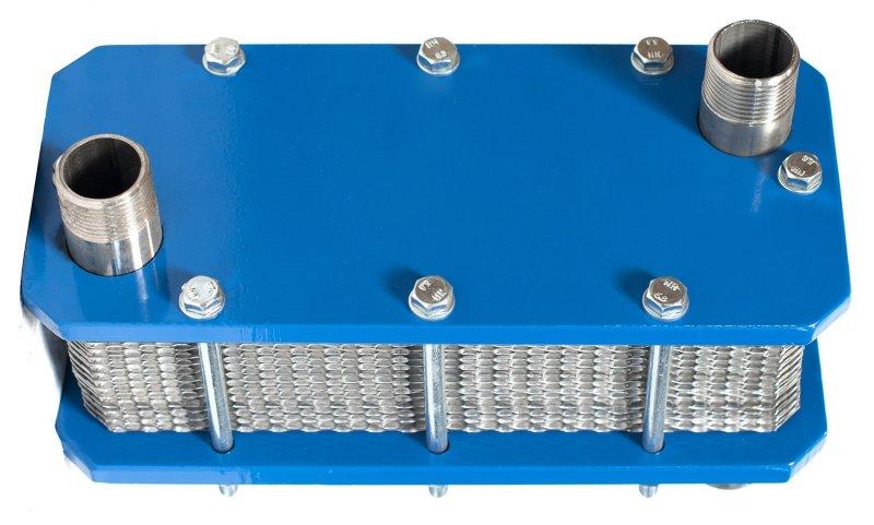 Globalclimat пластинчатый теплообменник Кожухотрубный испаритель Alfa Laval DES 350 Саров