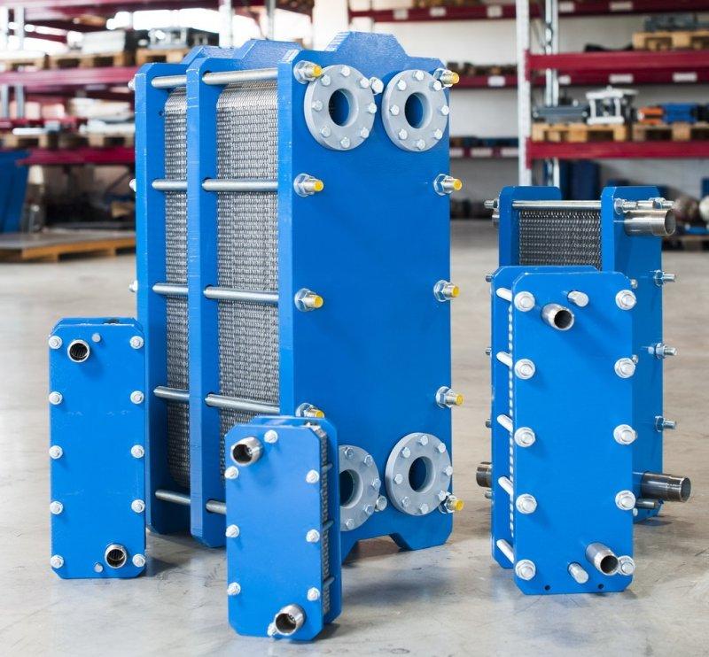 Как правильно запустить теплообменник Кожухотрубный конденсатор Alfa Laval CPS 60 Липецк