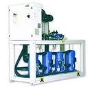 Холодильная машина Aermec NLW с водяным охлаждением.