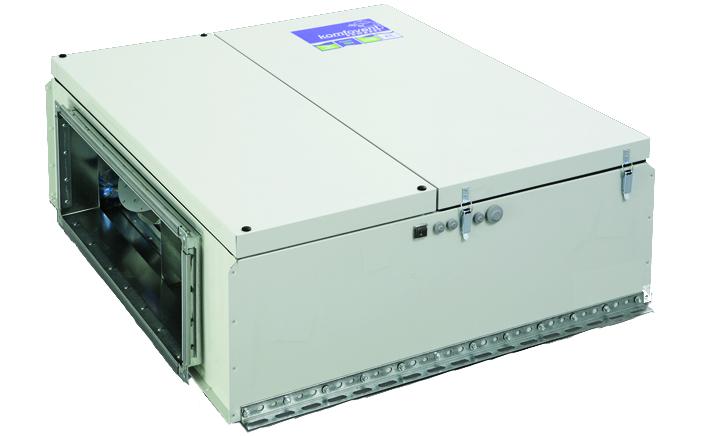 Komfovent kompakt rego 900uhw/vw вентиляционная установка